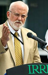 Seminar by Robert Zeigler, International Rice ResearchInstitute