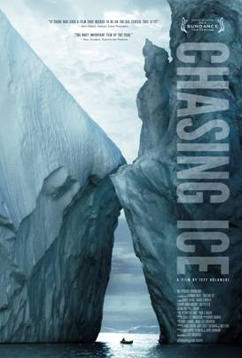 Chasing Ice Documentary – Free Ticket Offer for November 9th Screening