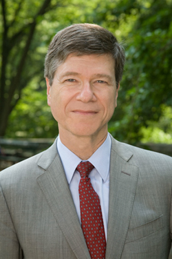 Jeff Sachs Student Lecture – Tuesday, October 30th *cancelled*