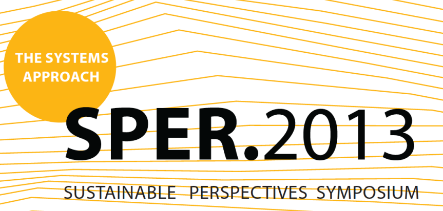 Sustainable Perspectives Symposium: The Systems Approach – Saturday March30th