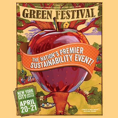 Green Festivals NYC: April 19th –21st
