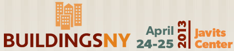 BuildingsNY Expo for building owners and managers – Wed, Apr 24 and Thu, Apr25