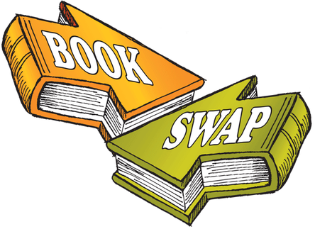 Book Swap – Happy Hour!