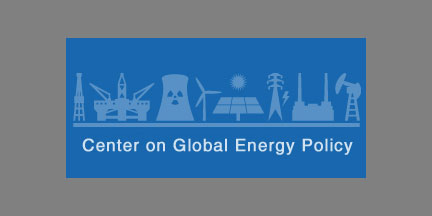 CHECK THIS OUT: COLUMBIA'S CENTER ON GLOBAL ENERGY POLICY EVENTS CALENDAR!