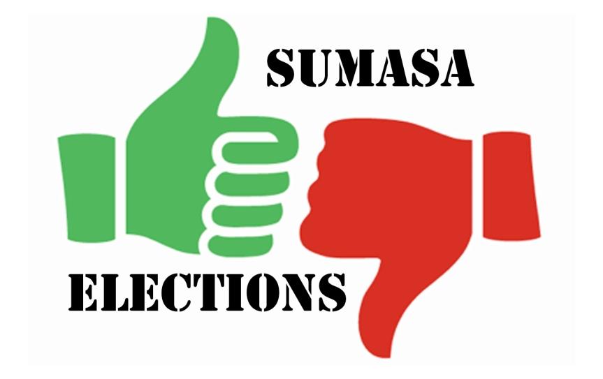 SUMASA Board Elections – Spring2014