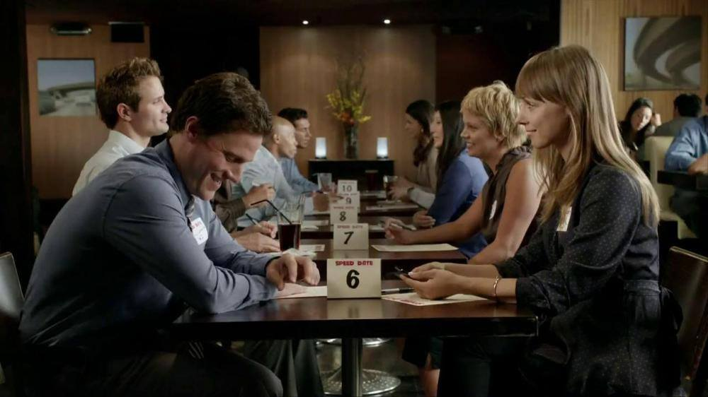 Speed dating 21 and over